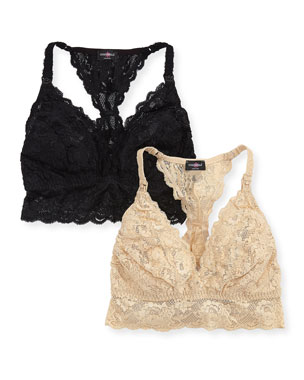 9c889a3102c Cosabella Plus Size NSN Maternity Extended Girlie Racerback Bralette.  Favorite. Quick Look