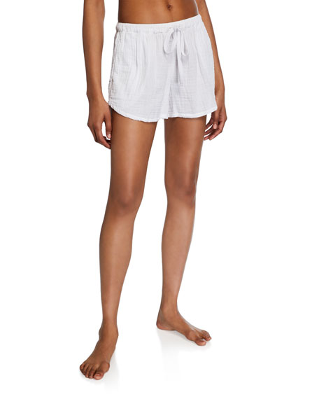 Xirena Starlyn Cotton Lounge Shorts
