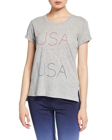 PJ Salvage USA Love Lounge T-Shirt