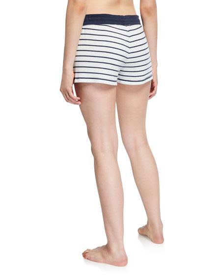 PJ Salvage Dream Striped Star Shorts