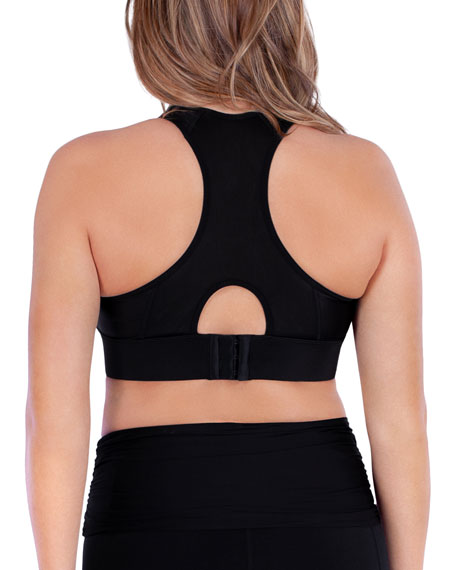 Belly Bandit Maternity Nursing Sports Bra