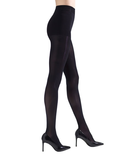 Natori 2-Pack Perfectly Opaque Control-Top Tights