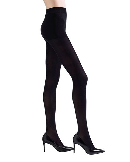 Natori 2-Pack Velvet Touch Opaque Control-Top Tights
