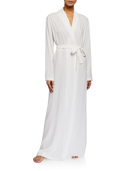 Image 1 of 2: La Perla Bella Long Robe