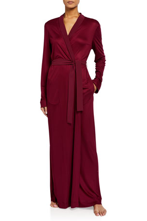 La Perla Bianca Long Robe