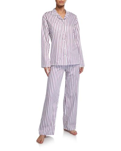 Milly Striped Classic Pajama Set