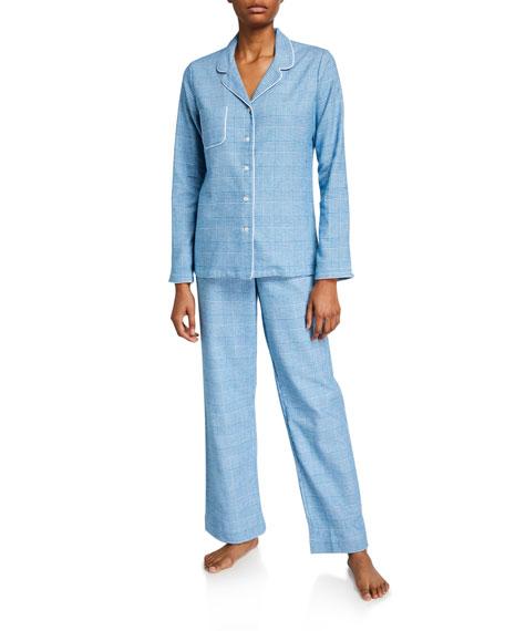 Derek Rose Kelburn Classic Pajama Set