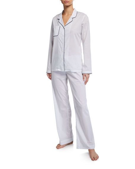 Derek Rose Plaza Classic Pajama Set