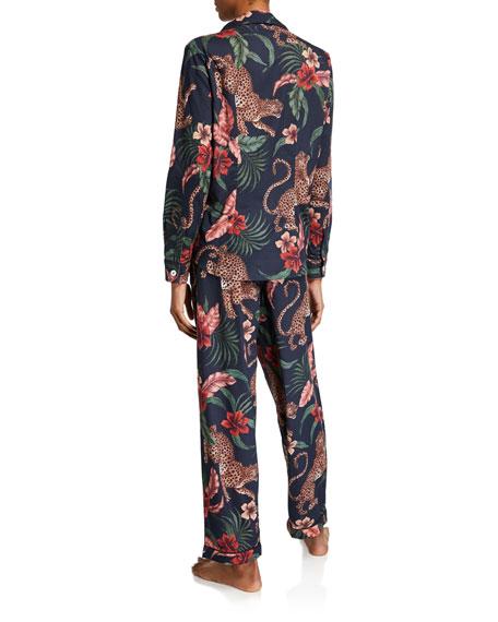 Desmond & Dempsey Soleia Classic Pajama Set