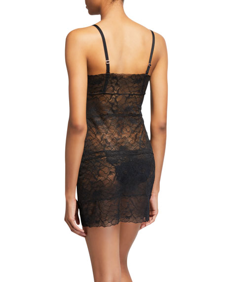 Samantha Chang Glamour All-Lace Slip