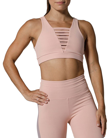 925 Fit No Strings Attached Sports Bra
