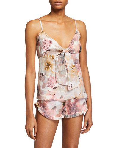 Rosie Camisole Short Pajama Set