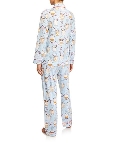 Bedhead Christmas Cocoa Classic Pajama Set