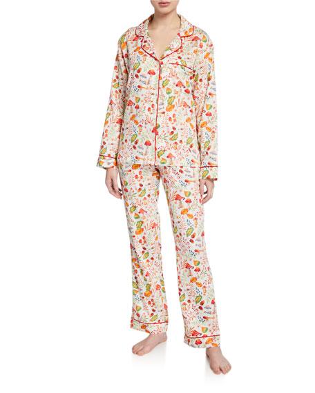 BedHead Pajamas Fairy Trail Classic Pajama Set