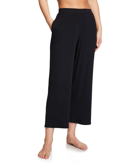Skin Pants NOELLE CROPPED LOUNGE PANTS