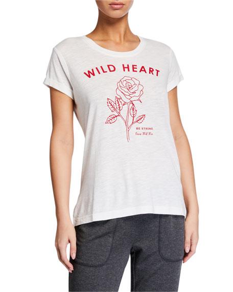PJ Salvage Wild Heart Graphic T-Shirt