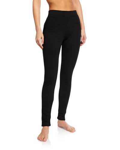 Ashlee Double-Knit Leggings