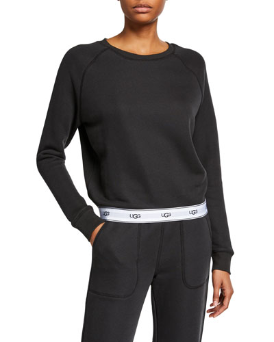 Nena Banded Lounge Top