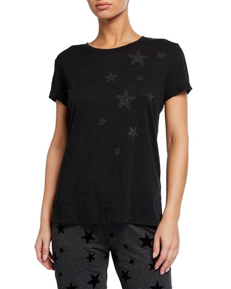PJ Salvage Night Sky Star-Pattern Shirt