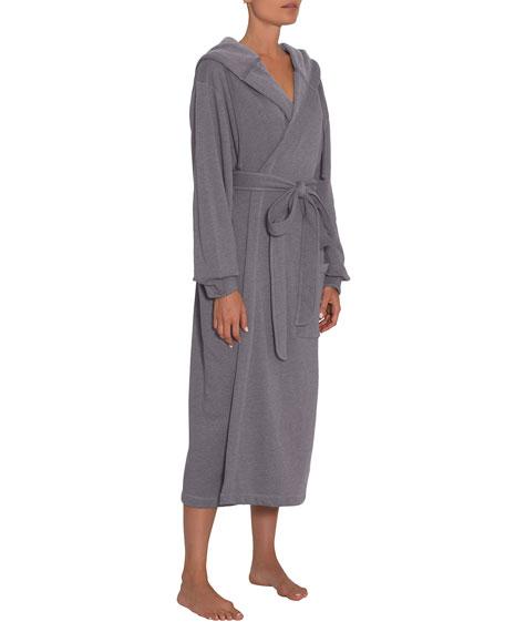 Eberjey Larken Good Sport Hooded Robe