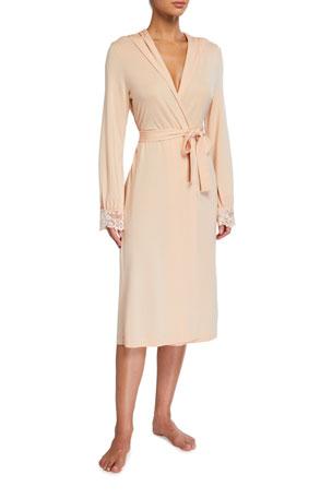 La Perla Tres Souple Short Jersey Robe