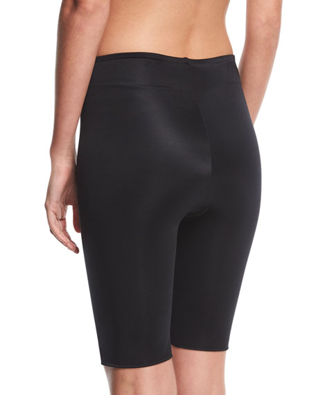 Spanx Power Conceal-Her® Extended Length Thigh Shaper, Black