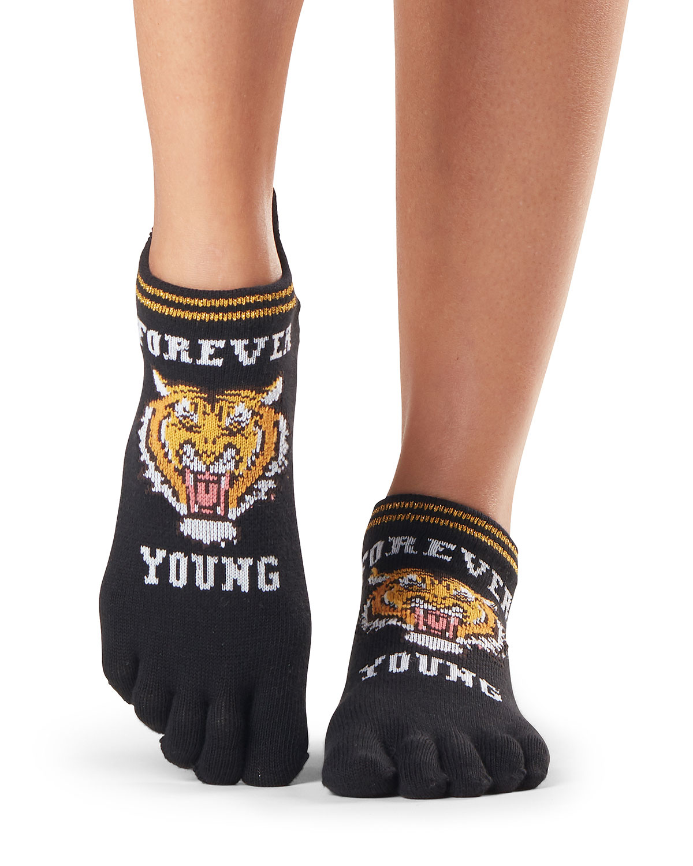 ToeSox Eternal Full Toe Athletic Socks