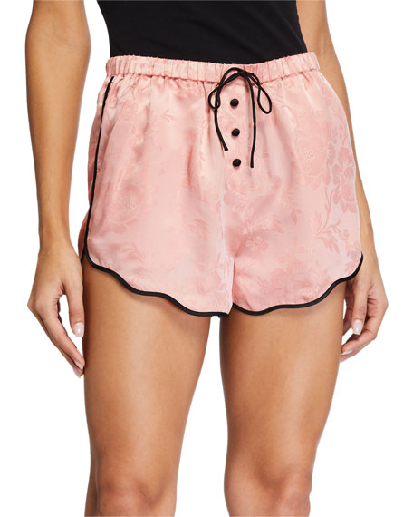 Morgan Lane Tally Pajama Shorts