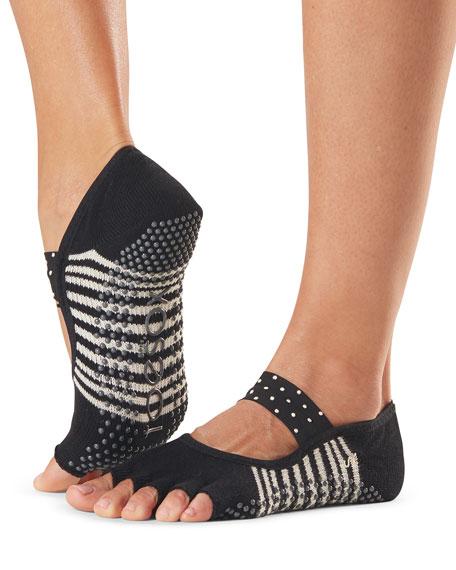 ToeSox Mia Charmant Half-Toe Grip Socks