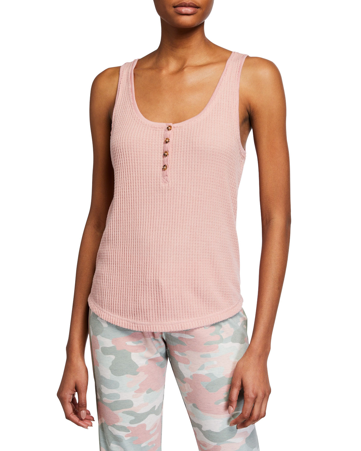 PJ Salvage Camo-In-Color Lounge Tank
