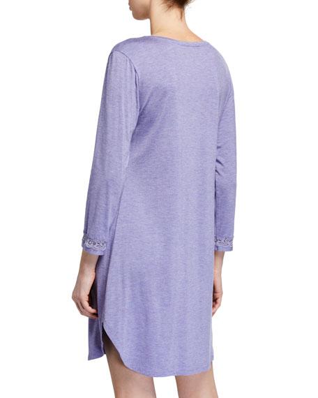 Natori Feathers Essentials Jersey Sleepshirt