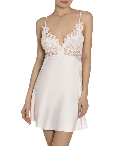 Jonquil CATERINA LACE CHEMISE