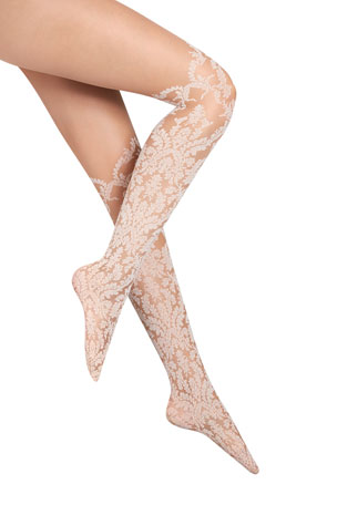 Wolford Georgia Lace Tights