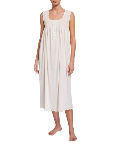 Lucero Heirloom Sleeveless Nightgown