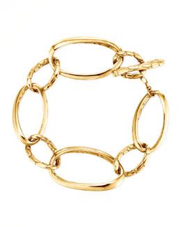 John Hardy Kali 18k Gold Large Link Bracelet
