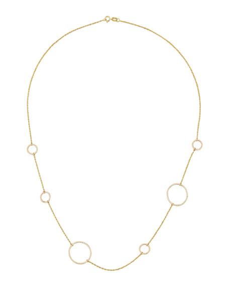 Adoring 14k Gold Short Necklace