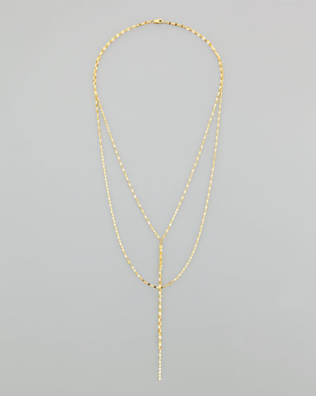 Blake 14k Gold Necklace, 16""