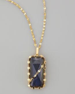 "LANA Labradorite Pendant Necklace, 17""L"