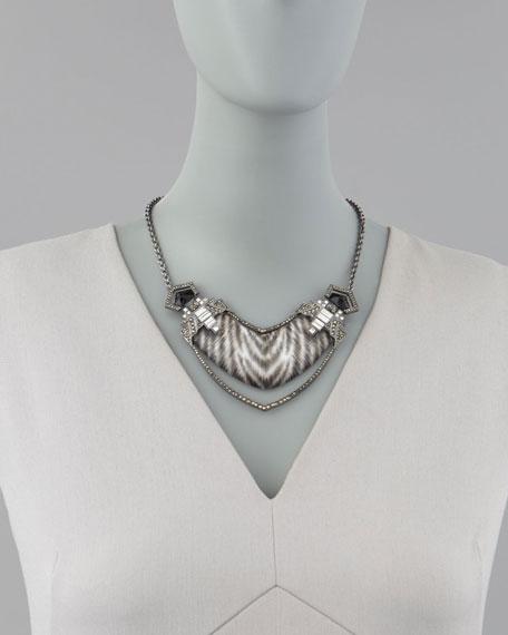 Santa Fe Deco Short Necklace