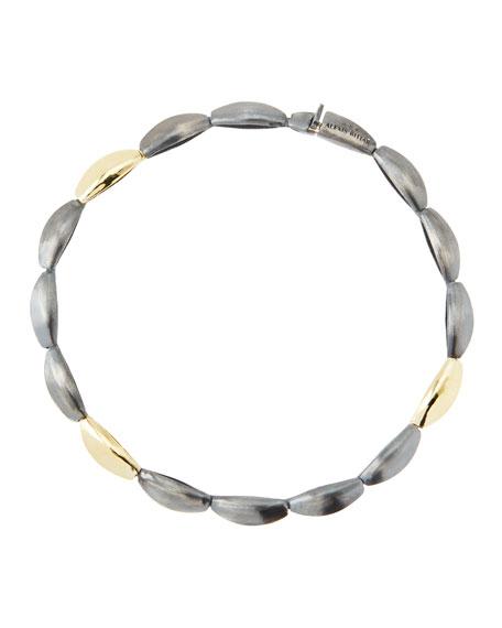 Single Row Marquise Tennis Bracelet