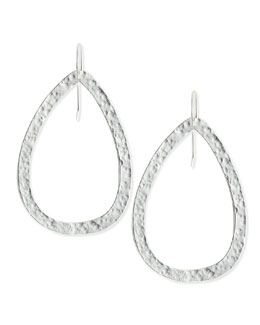 Stephanie Kantis Paris Single-Drop Large Teardrop Earrings