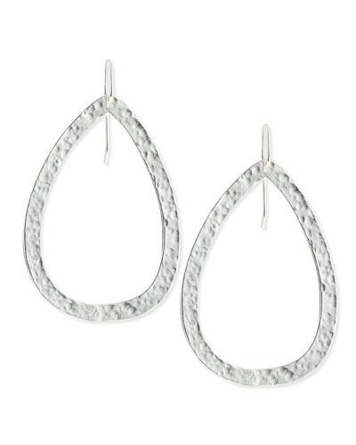 Stephanie Kantis Paris Single-Drop Large Teardrop Earrings