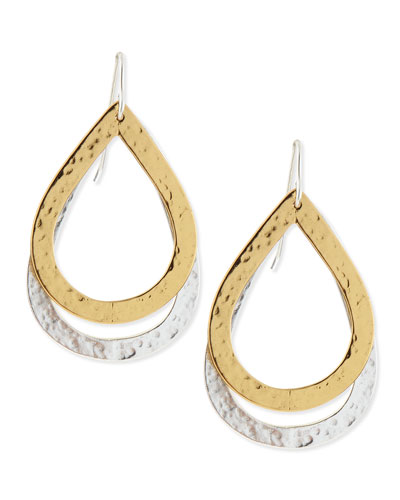 Stephanie Kantis Paris Double-Drop Medium Earrings