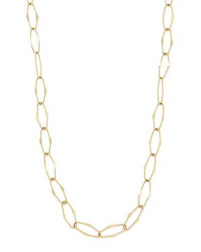 """Lana Spellbound 14k Gold Drama Necklace, 36"""""""