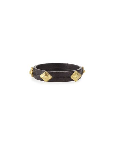 Armenta Midnight Cravelli Stackable Ring