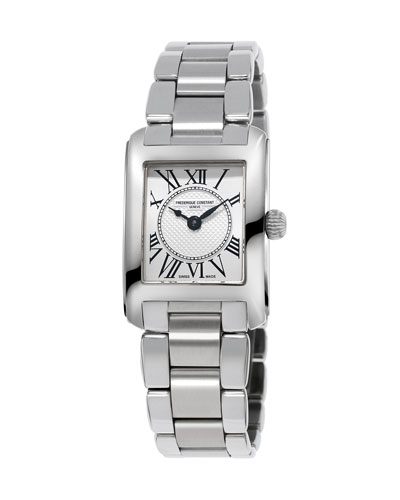 Classics Carree Stainless Steel Watch