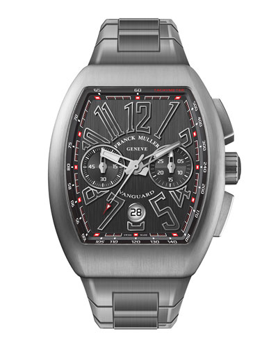 Vanguard Automatic Chronograph Watch