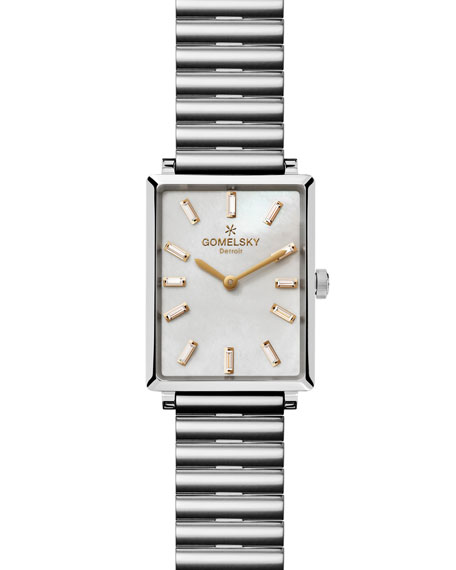 Gomelsky by Shinola Shirley 32mm Bracelet Watch with
