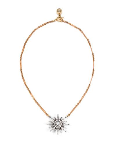 Radiant Pendant Necklace