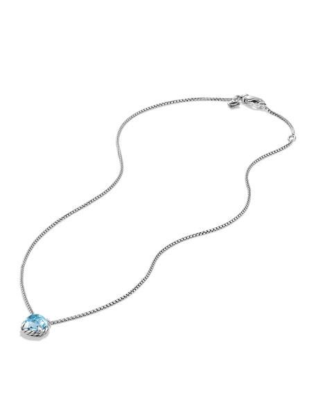 Petite Chatelaine Pendant Necklace